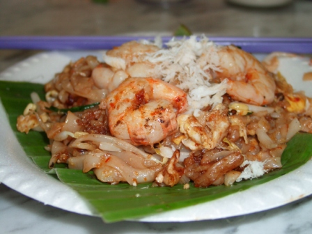 Two Sisters Char Kuay Teow